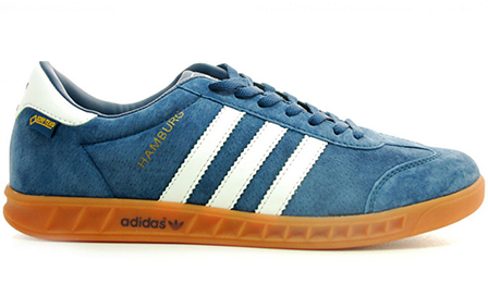 efbedef30 Купить кроссовки Adidas Hamburg (Адидас Гамбург) в Москве: цена ...
